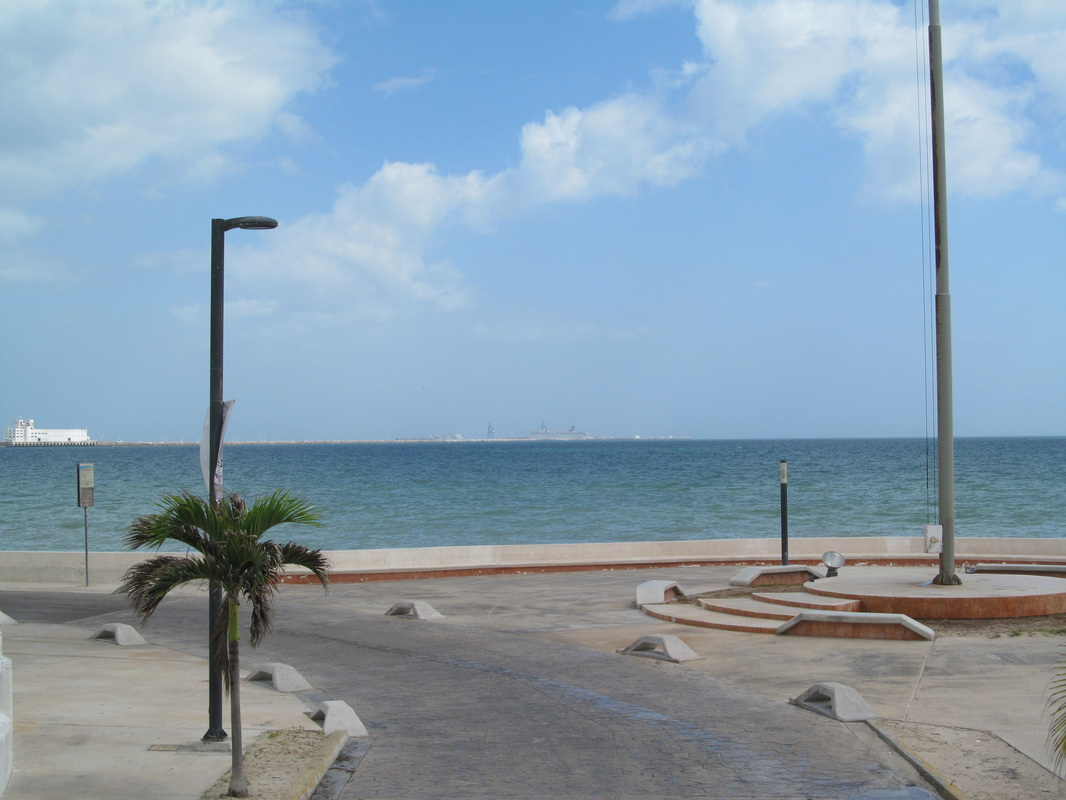 Progreso Mexico Beach