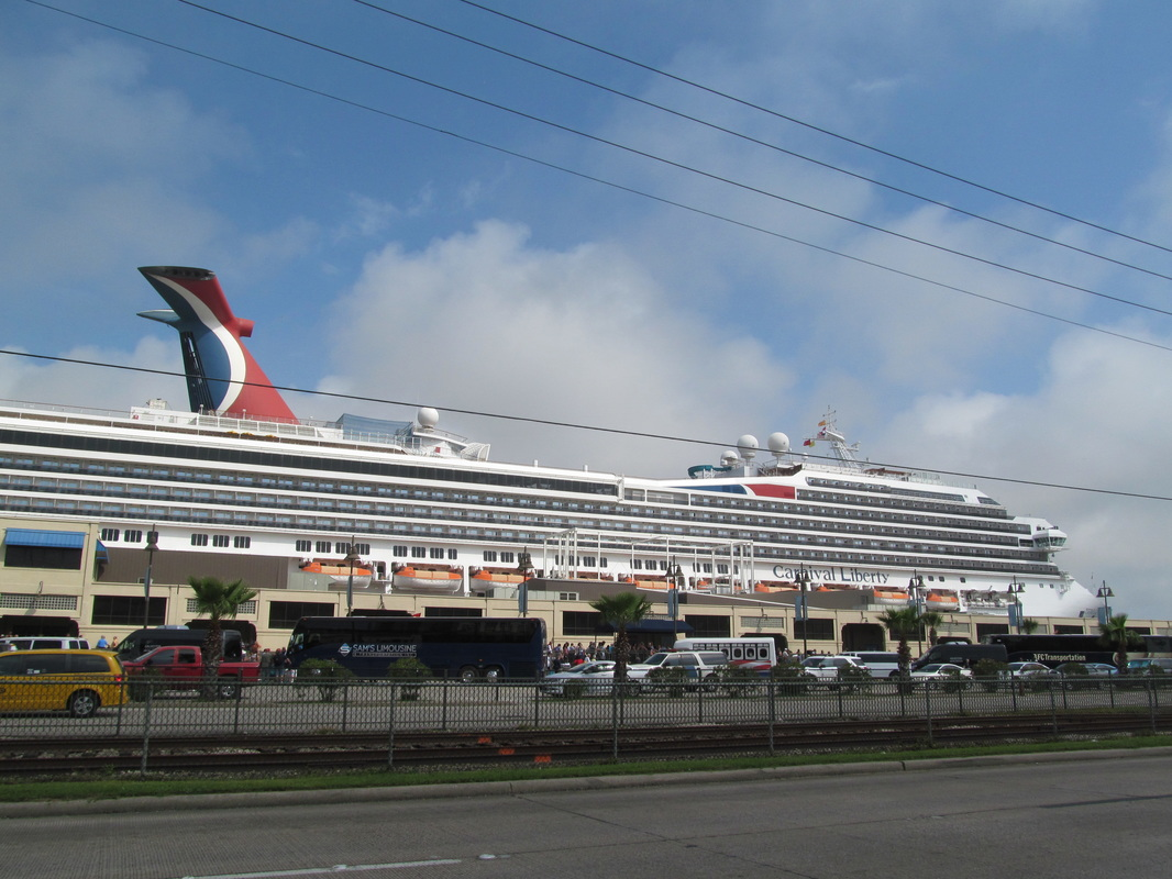 Carnival Liberty Galveston