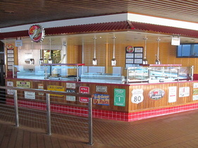 Carnival Triumph Guy's Burger Joint