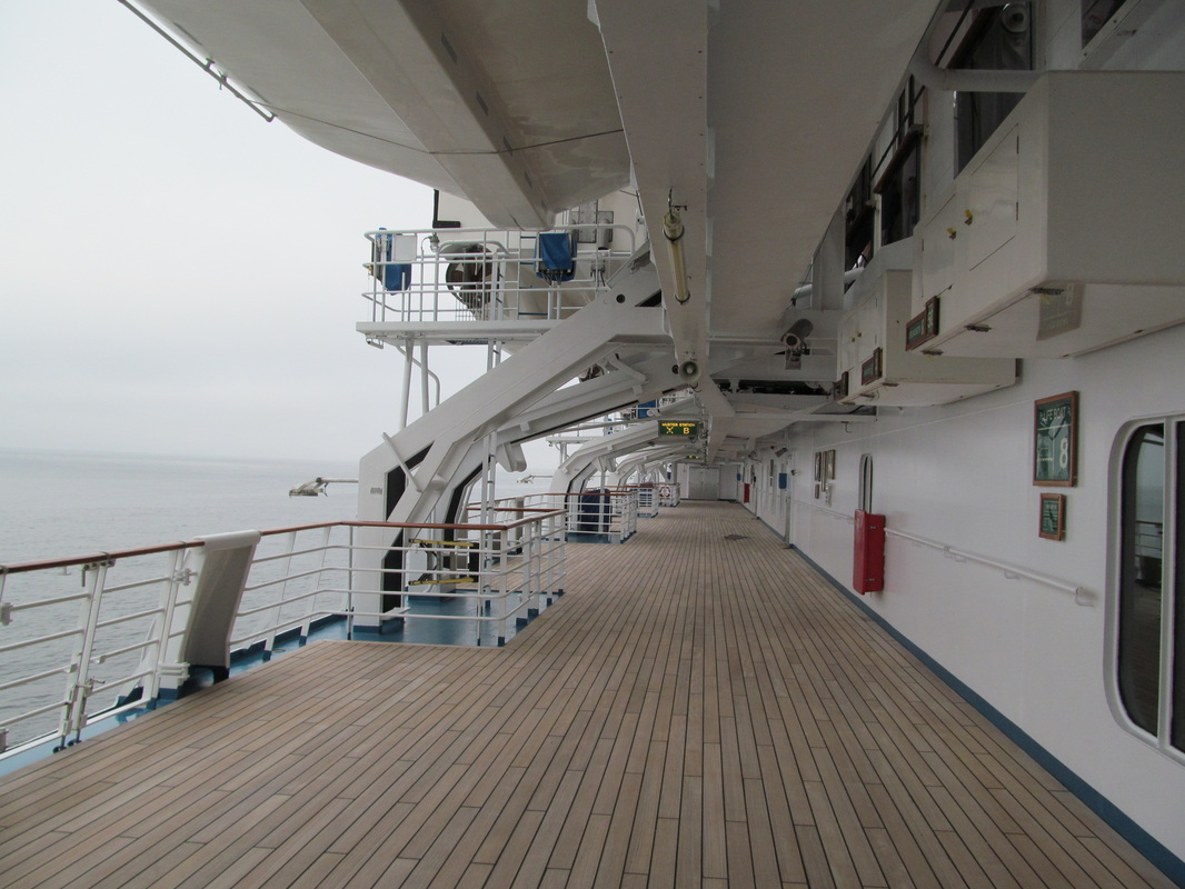 Deck 3 Facing Front