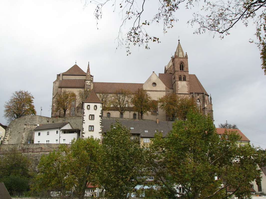 Church in Breisach