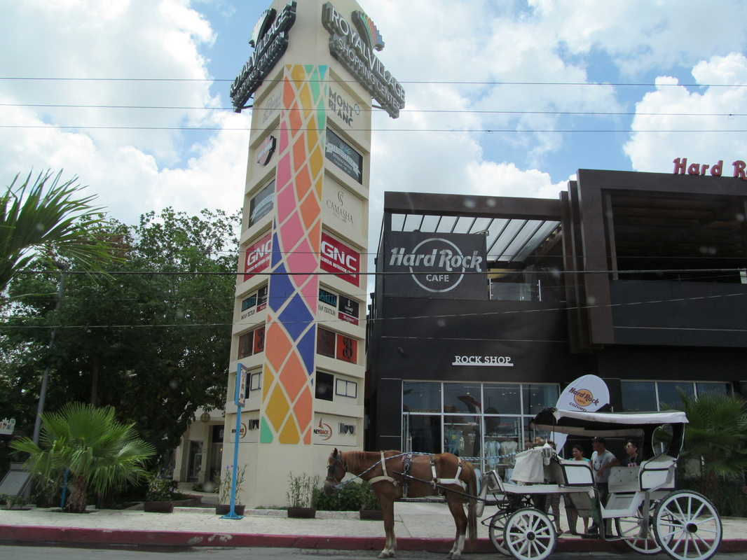 Hard Rock Cafe in Cozumel