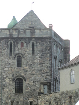 Rosenkrantz Tower - Medieval castle