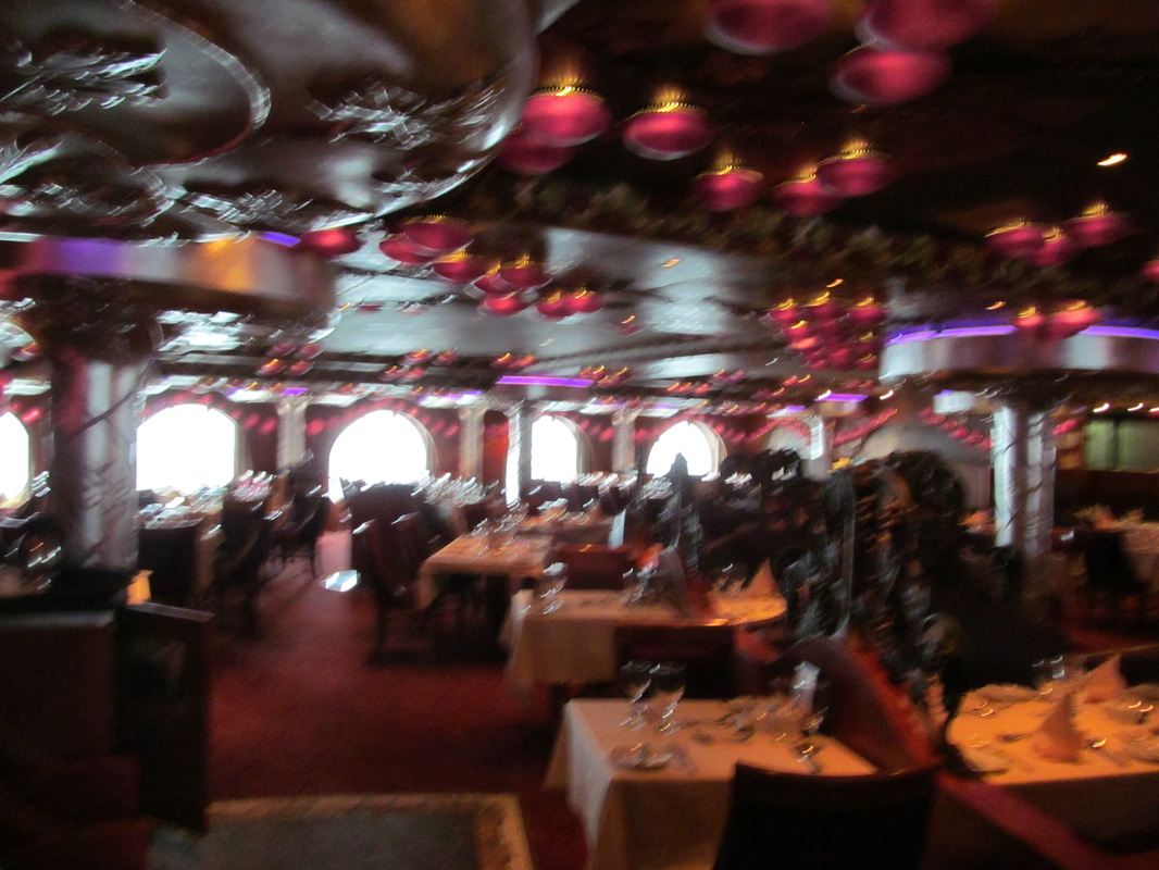 Bacchus Dining Room