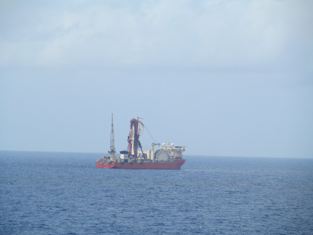 Other Ship in Gulf of Mexico