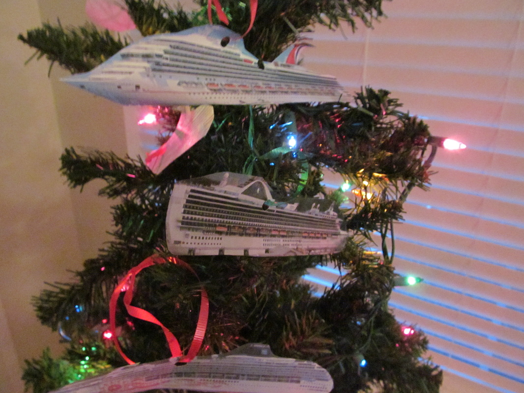 cruise ship themed christmas tree - When Do Cruise Ships Decorated For Christmas