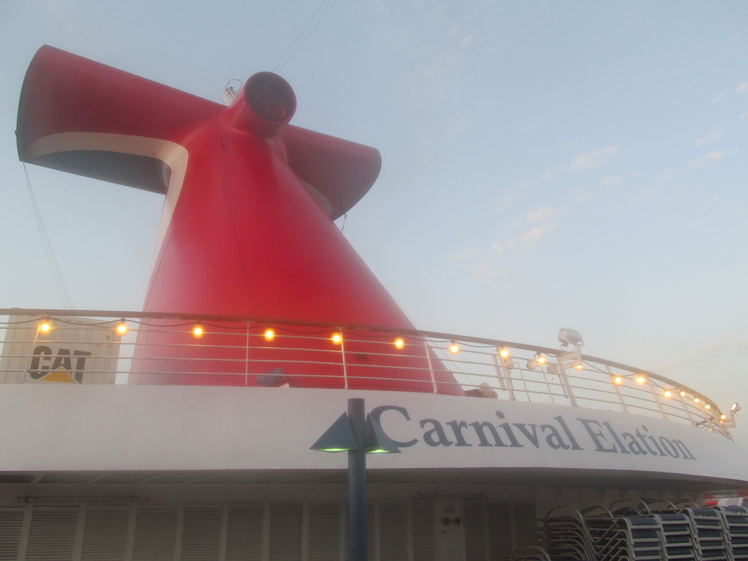 Carnival Elation Funnel