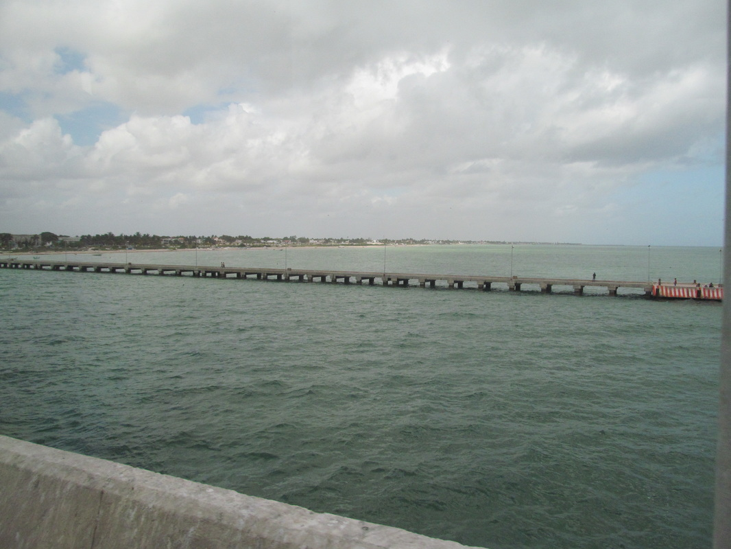 Fishing Pier in Progreso