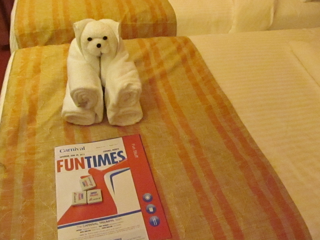 Towel Animal and Funtimes
