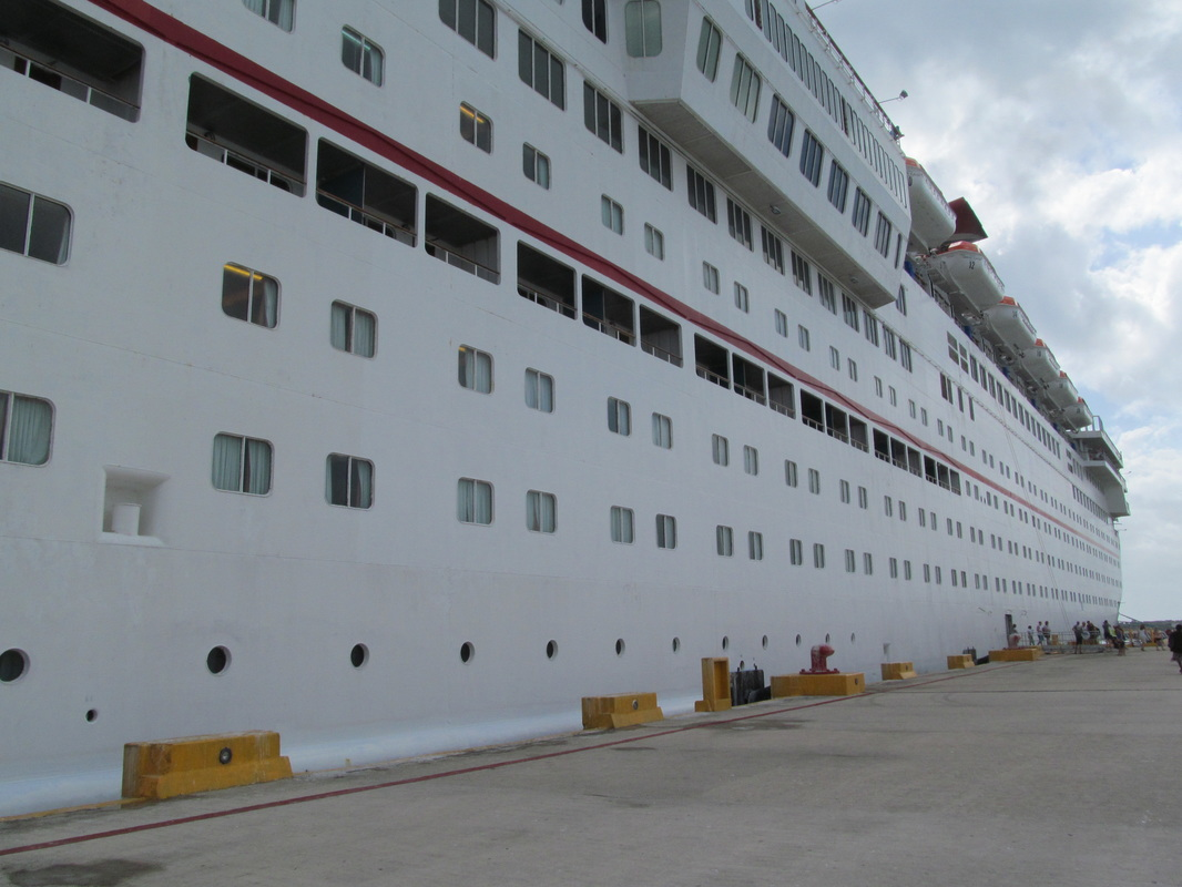 Carnival Elation In Progreso