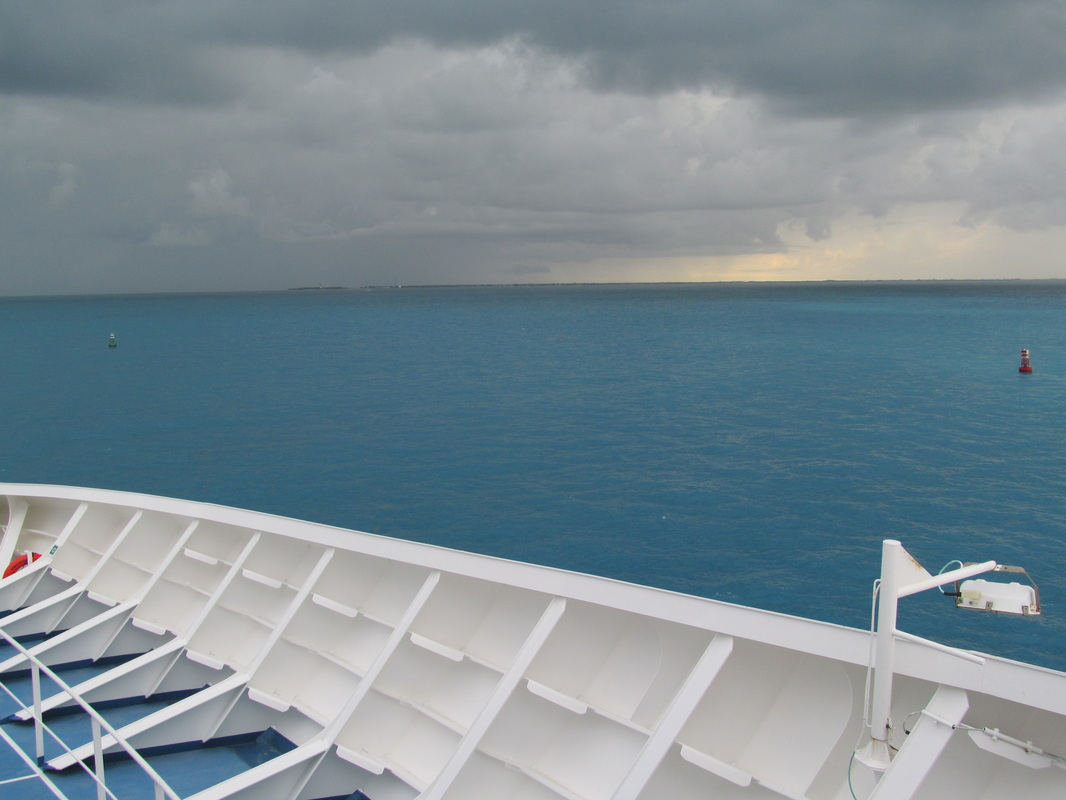 Carnival Dream Front