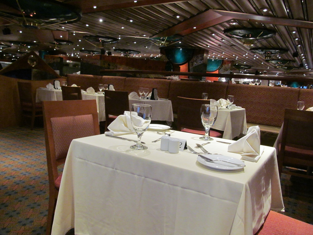 Carnival Elation Imagination Dining Room