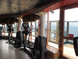 Carnival Miracle Gym