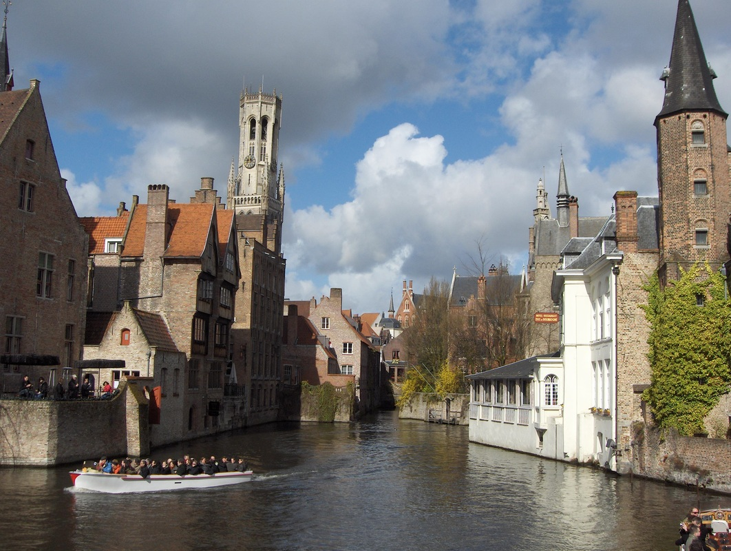 Most picturesque (and photographed) location in Bruges