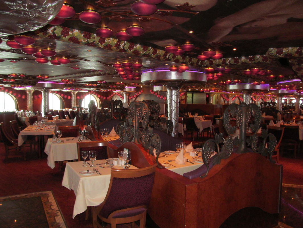 Bacchus Lower Level Dining Room