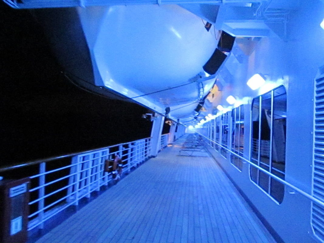 Deck 3 At Night