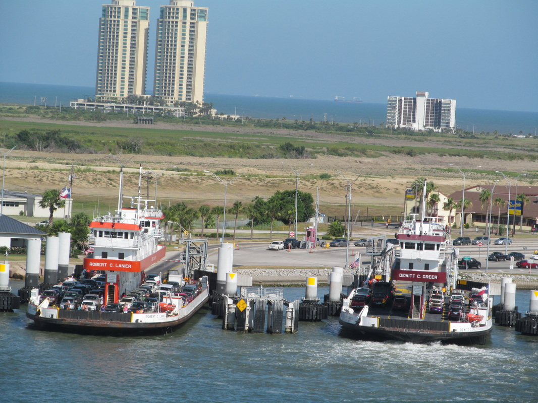 Galveston Ferries