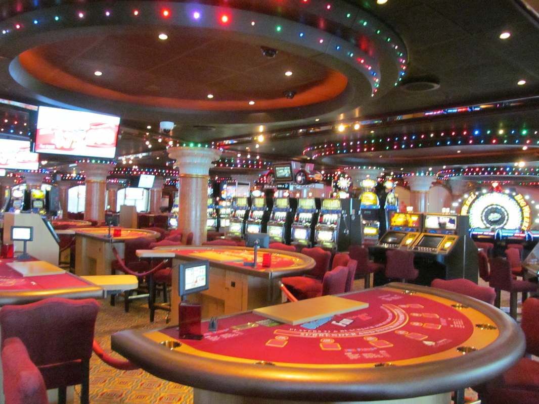 Tables in Casino
