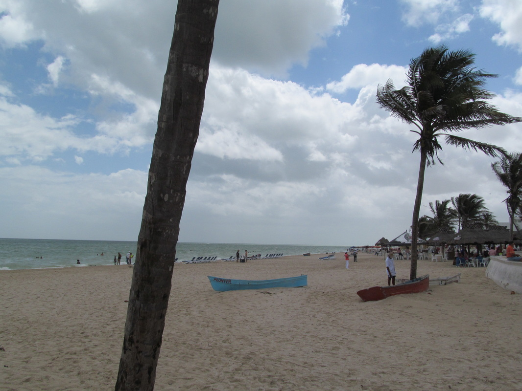Progreso Beach Area