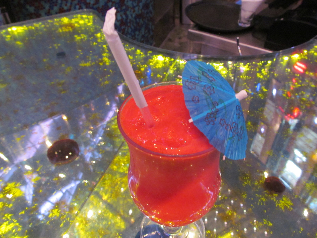 Carnival Dream Strawberry Smoothie