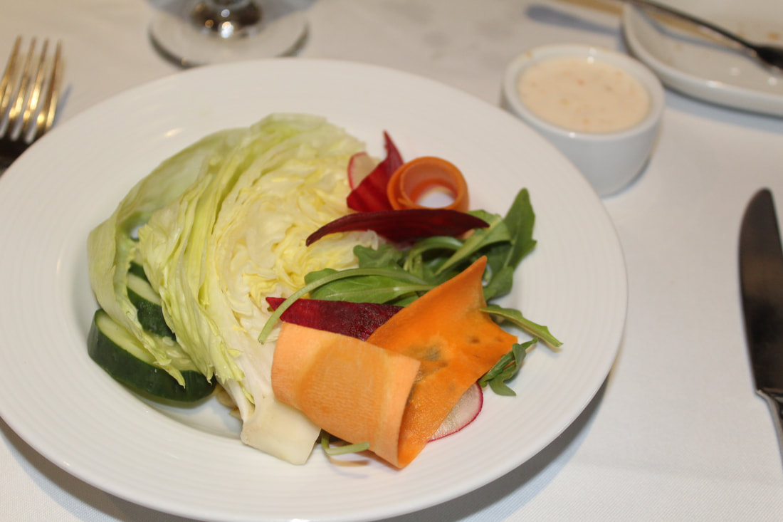 Carnival Freedom Four Season Salad
