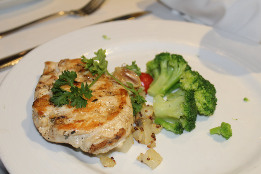 Carnival Freedom Chicken Breast
