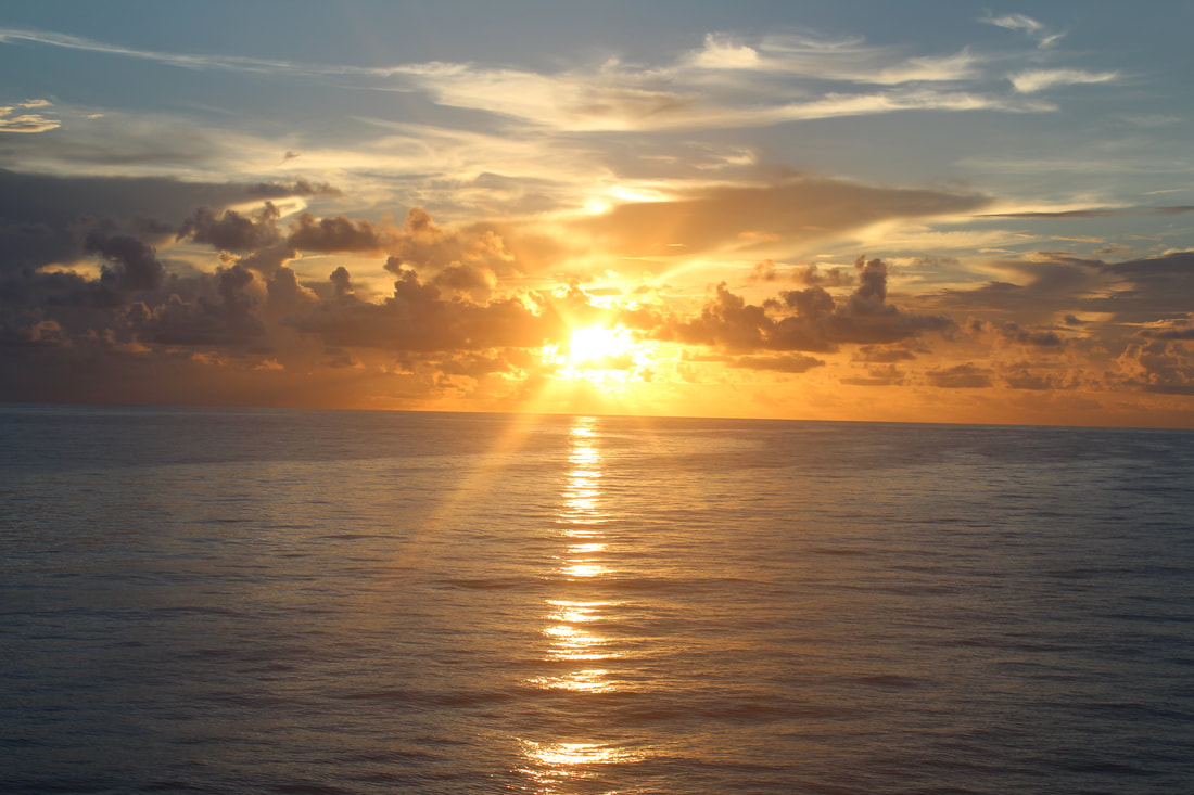 Carnival Freedom Sunrise
