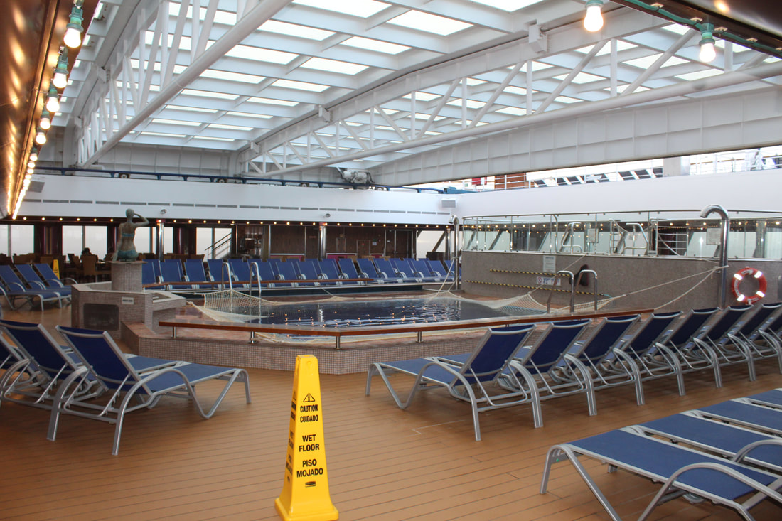 Carnival Freedom Retractable Roof