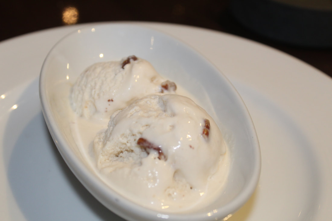 Carnival Freedom Butter Pecan Ice Cream