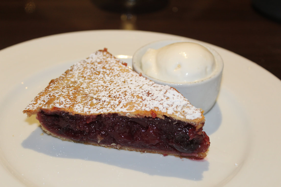 Carnival Freedom Cherry Pie