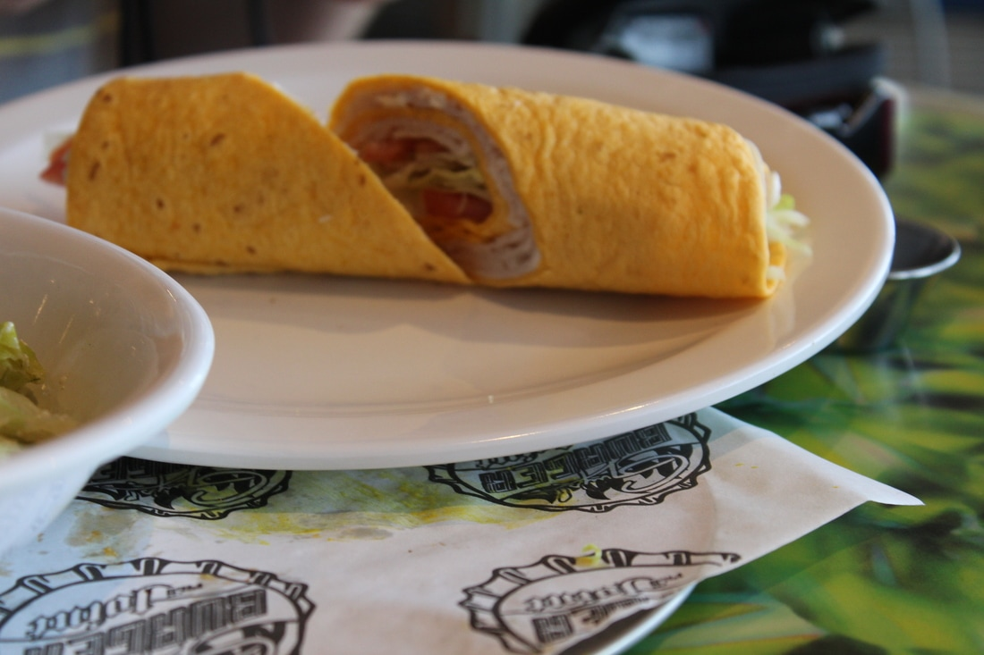 Carnival Valor Turkey Wrap
