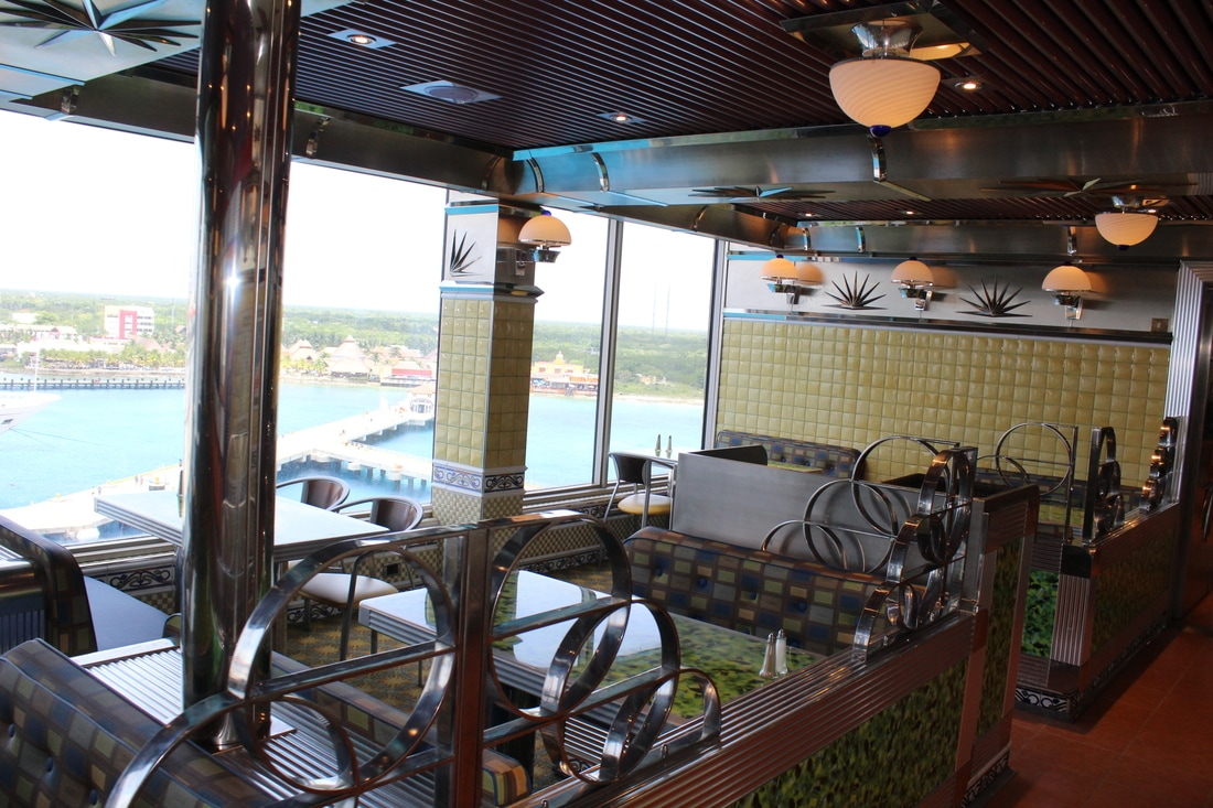 Rosie's Lido Buffet Carnival Valor