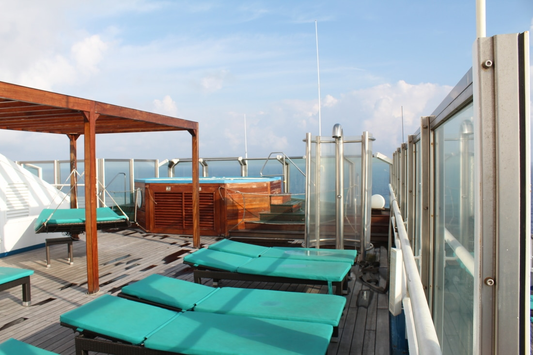 Carnival Valor Serenity Adults Only Retreat