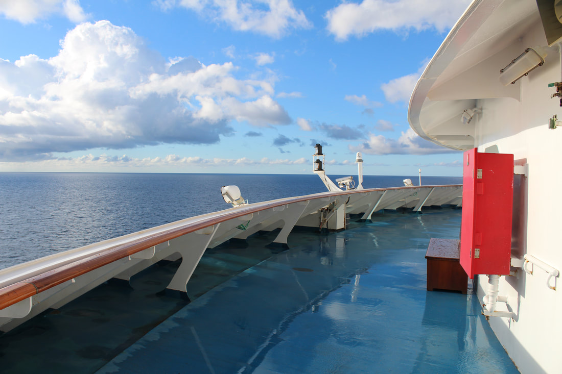 Carnival Valor Red Frog Pub