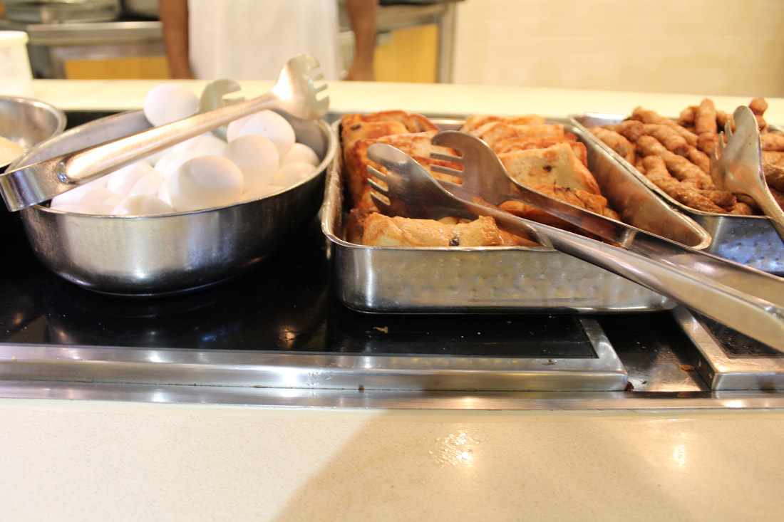 Sunset From The Carnival Valor