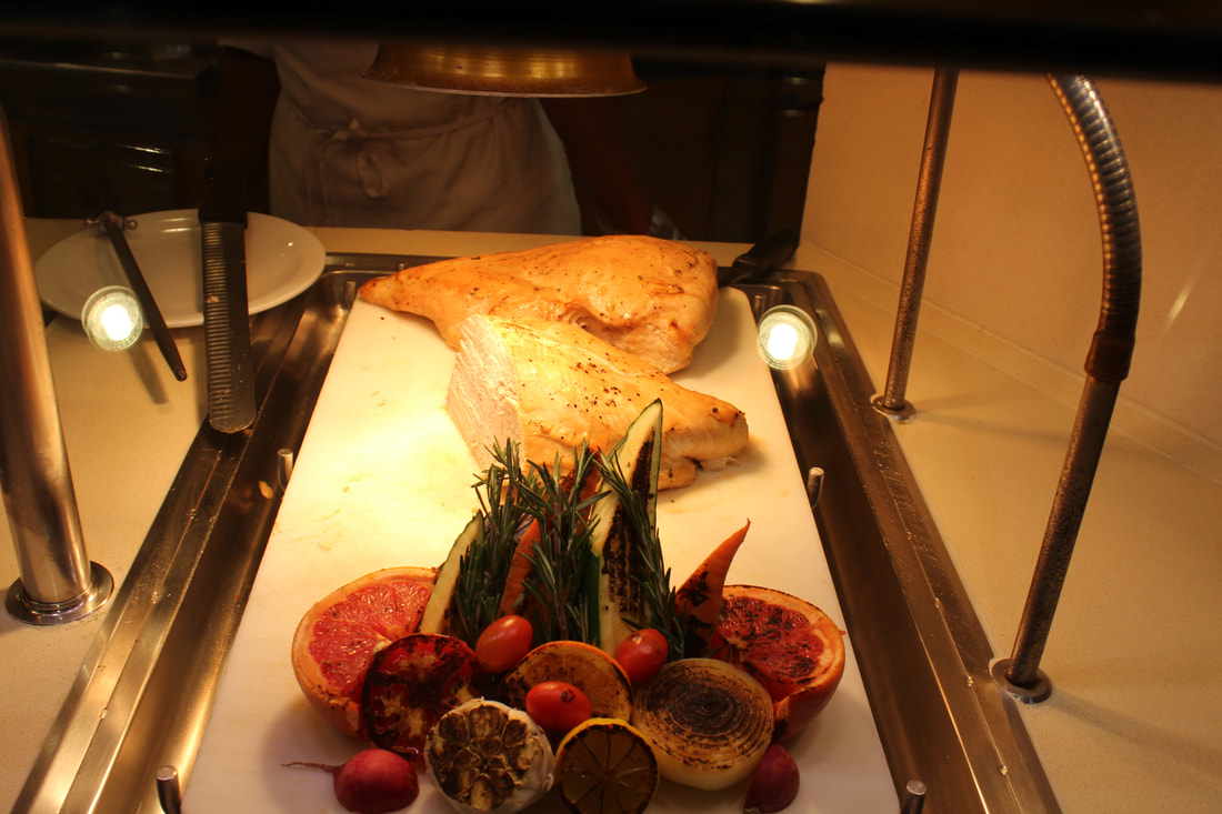 Carnival Valor Luggage Carts