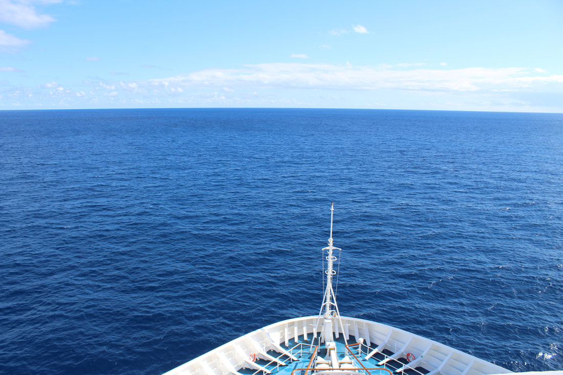 Carnival Valor Ivahoe Theater
