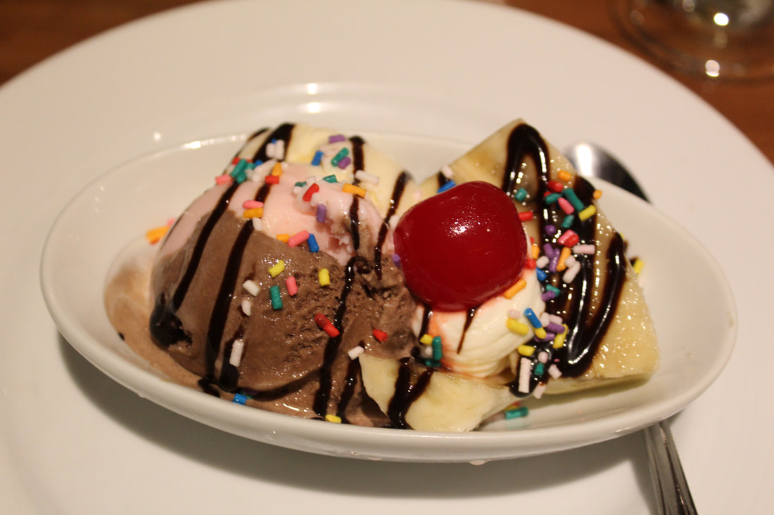 Carnival Valor Caesar Salad From The Pizzeria