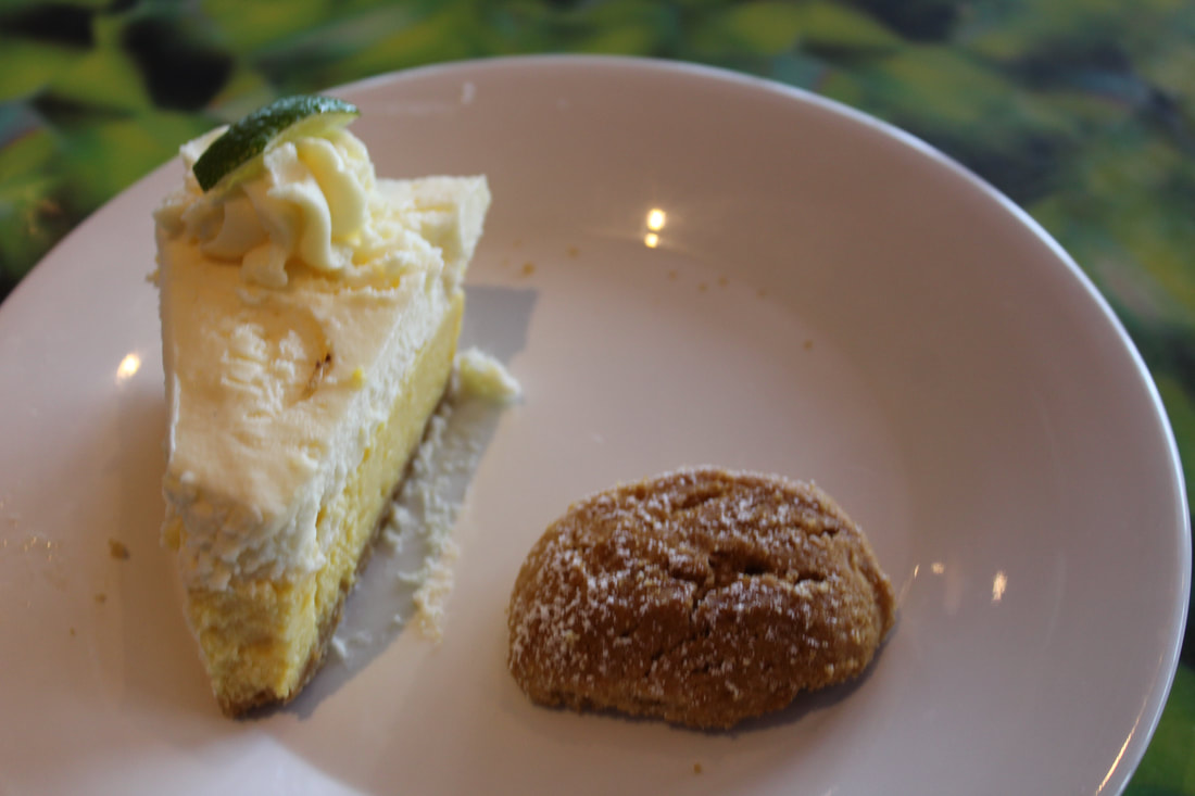 Carnival Valor Key Lime Pie