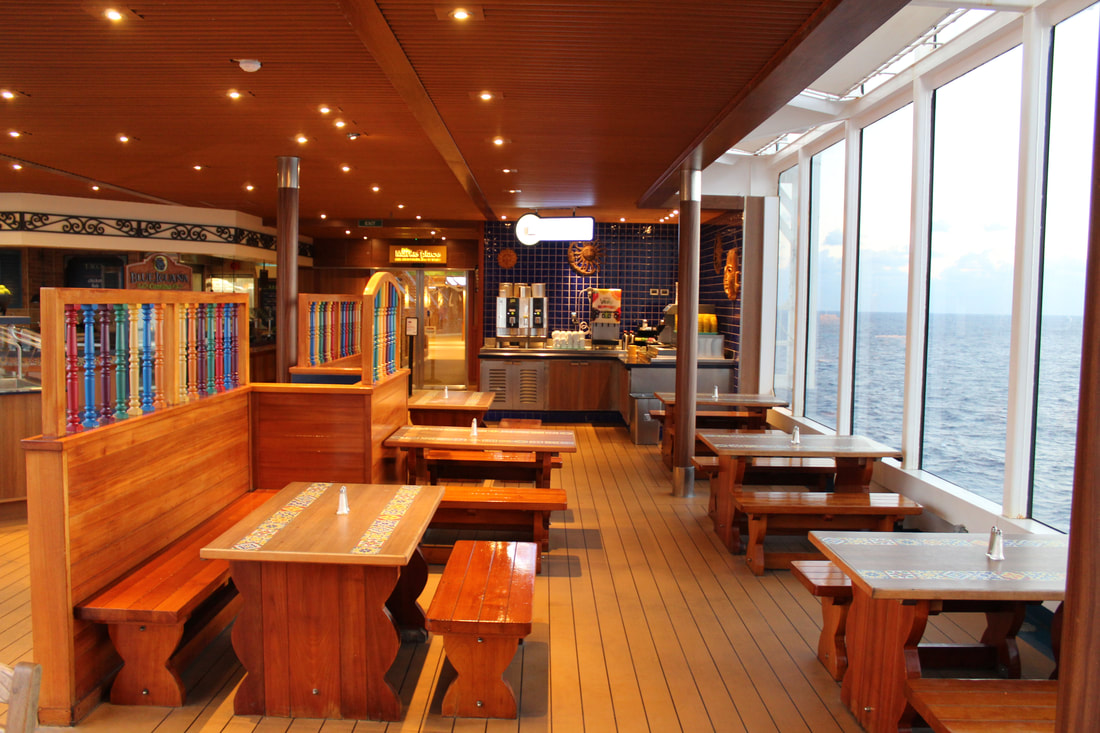 Carnival Valor Ice Cream Machines