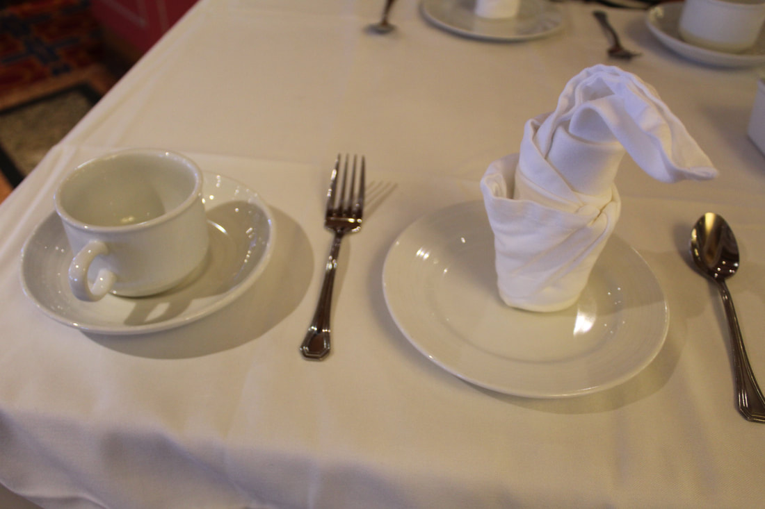 Carnival Valor Tea Time
