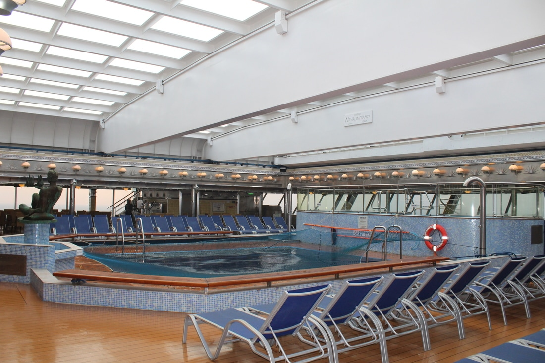 Carnival Valor AFT Pool