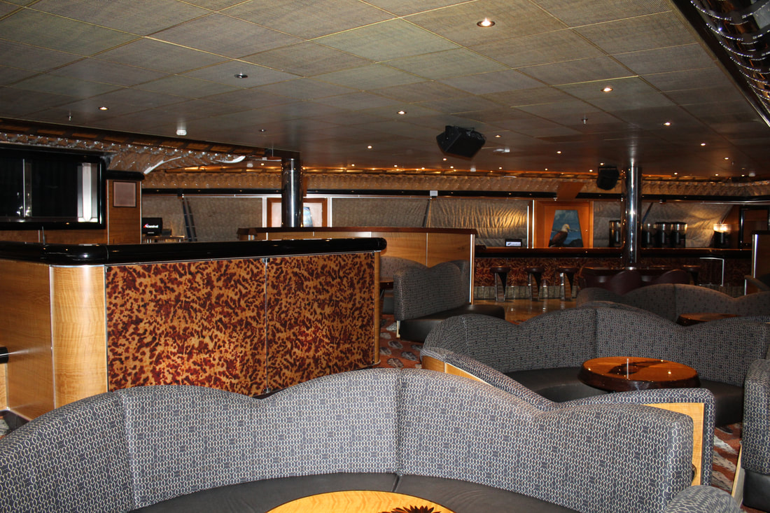 Carnival Valor Eagles Lounge