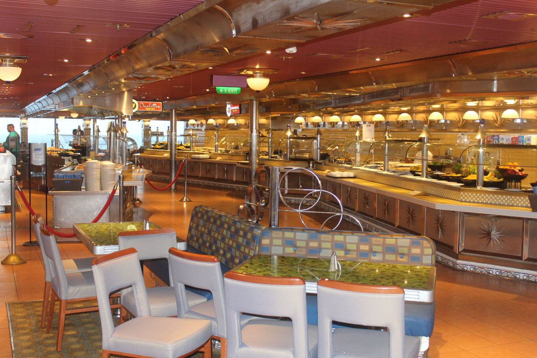 Carnival Valor Buffet