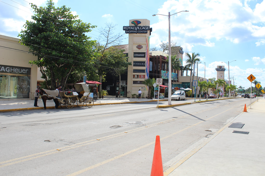 Progreso Cruise Shops