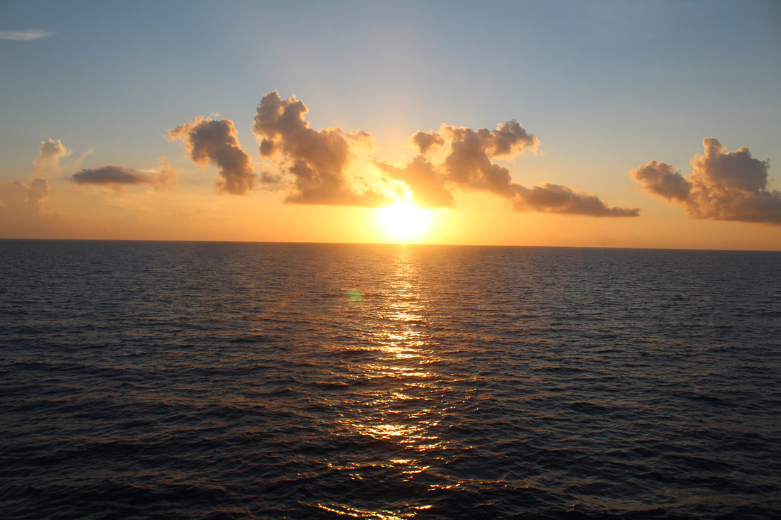 Carnival Valor Sunrise