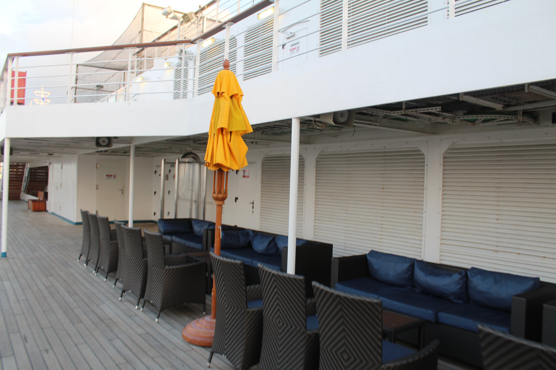 Carnival Valor Deck 10 Seats