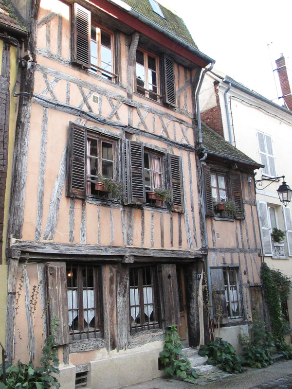 One of oldest houses dating to 15th century