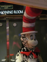Carnival Cruise Cat In The Hat