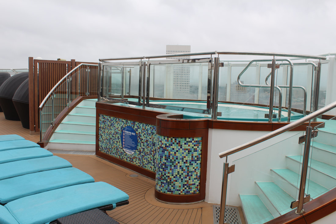 Carnival Vista Serenity Adults Only Retreat